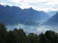 Österreich 2015 - Frühdunst