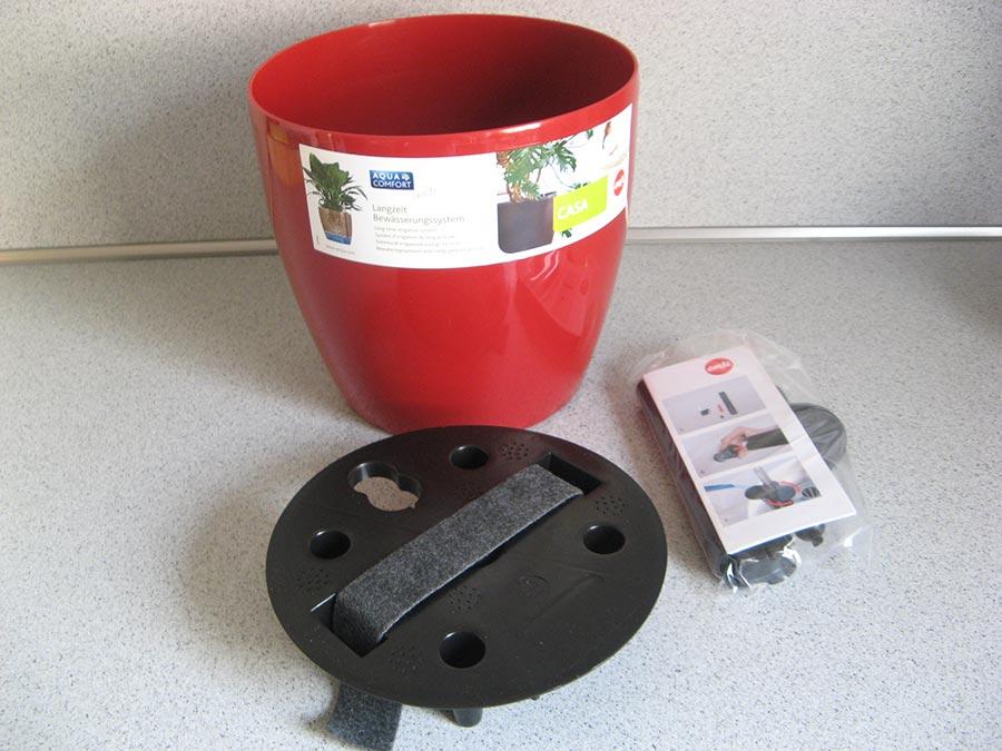 Emsa Langzeit Bewässerungssystem – Aqua Comfort – Ankes und HGs Blogin