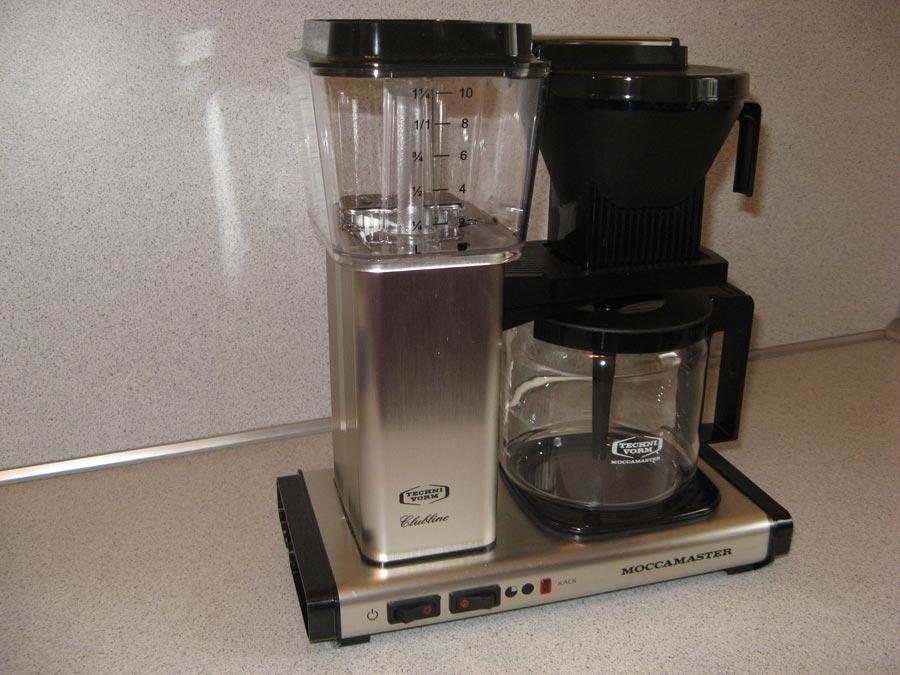 Die beste kaffeemaschine der welt